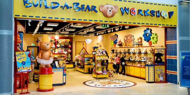 build a bear workshop company profile office locations