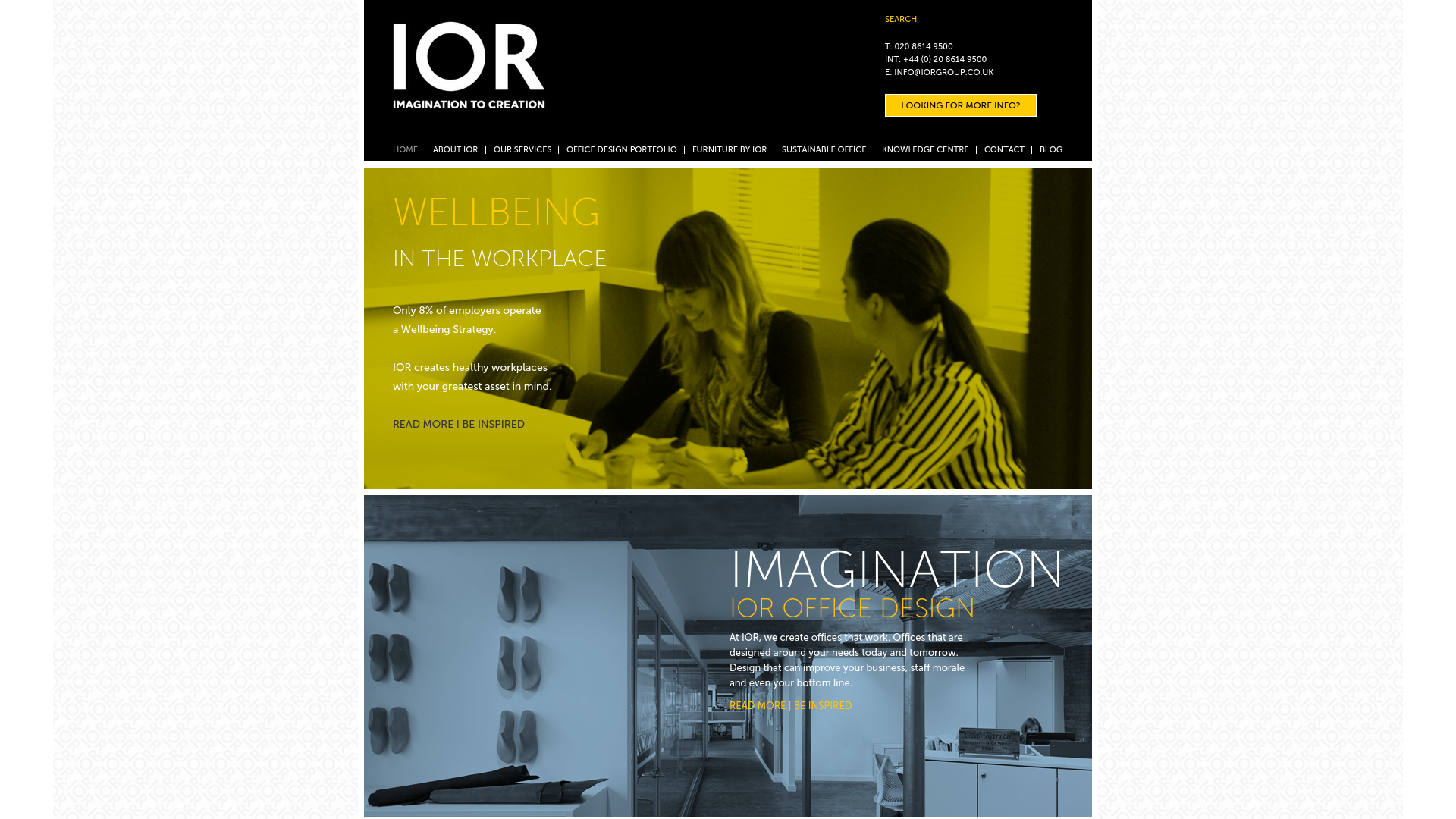 ior company profile office locations jobs key people