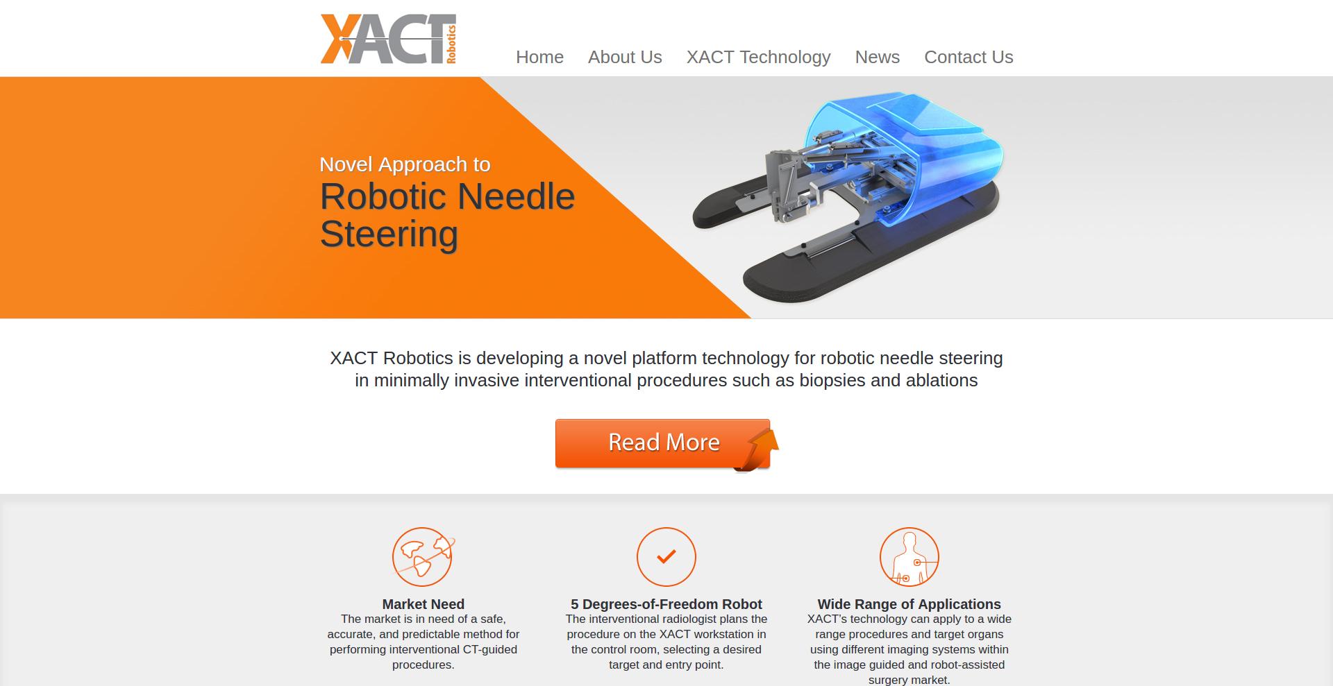 Xact Robotics Company Profile Office Locations Competitors