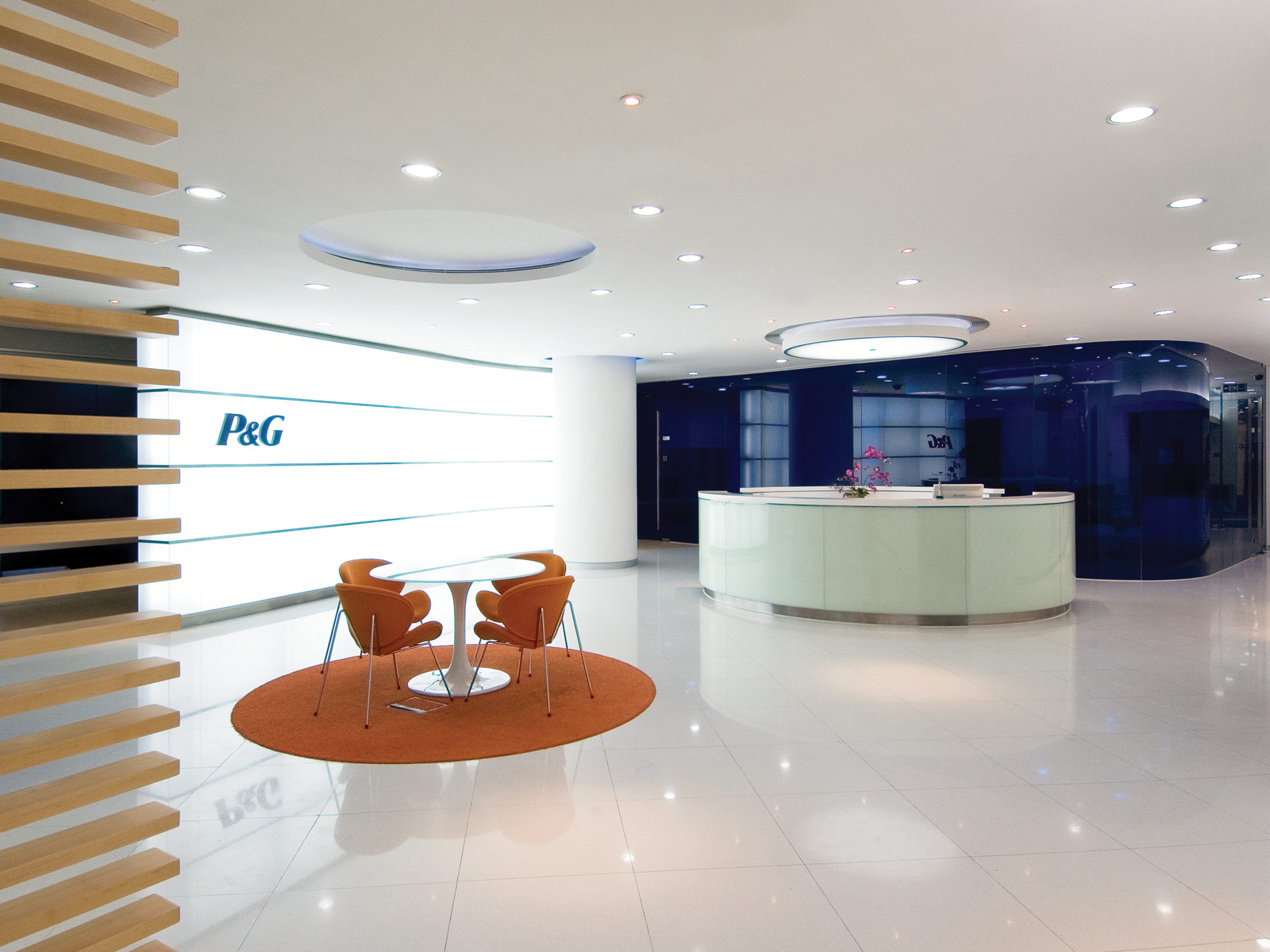 procter gamble company profile office locations competitors