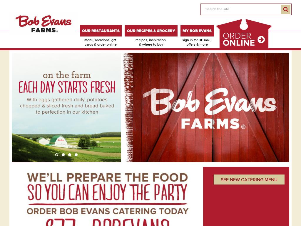 Bob Evans Farms Company Profile