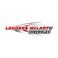 Landers McLarty Chevrolet logo
