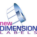 New Dimension Labels logo