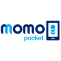 Momo Pocket logo