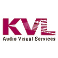 KVL Audio Visual Services logo