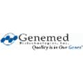 Genemed Biotechnologies logo