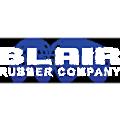Blair Rubber Company logo
