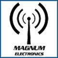 Magnum Electronics logo