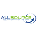 All Source Security Container logo
