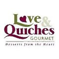 Love and Quiches logo