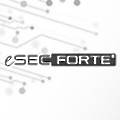 eSec Forte Technologies logo