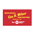 Geo. H. Wilson logo