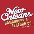 New Orleans Hamburger & Seafood Company logo