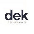 Dek Technologies logo