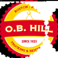 O.B. Hill Trucking & Rigging logo