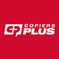 Copiers Plus logo
