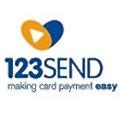 123Send logo