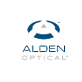 Alden Optical logo