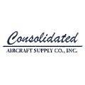 Consolidated Aircraft Supply logo