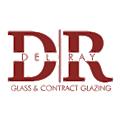 Del-Ray Glass logo