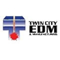 Twin City EDM and Manufacturing logo