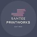 Santee Printworks logo