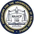 NAACP (The National Association for the Advancement of Colored People) logo