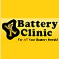The Battery Clinic logo