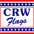 CRW Flags logo