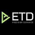 ETD Precision Ceramics logo