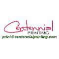 Centennial Printing Company logo