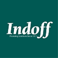 Indoff logo