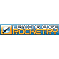Leading Edge Rocketry logo
