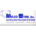 Melco Steel logo