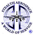 Stealth Aerospace logo