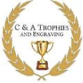 C & A Trophies and Engraving logo