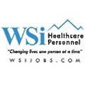 WSi Healthcare Personnel logo