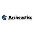Archoustics Mountain logo