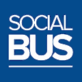 SocialBus logo