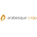Arabesque S-Ray logo