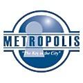 Metropolis Apartments logo