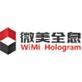 WiMi Hologram Cloud logo