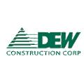 DEW Construction logo