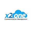 x2one logo