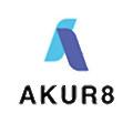 AKUR8 logo
