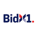 BidX1 Auction logo