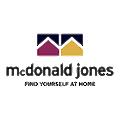 McDonald Jones Homes logo