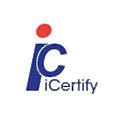 iCertify logo