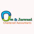 Om & Jaswani logo