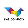 Engage & Grow logo